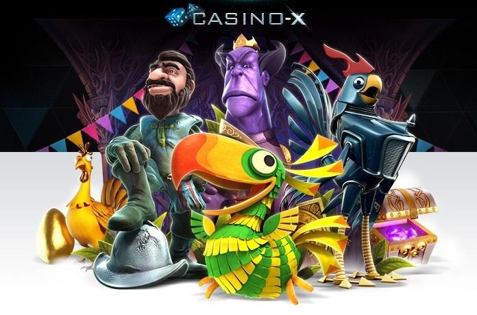 фото X m casino